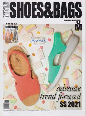 Style Modainpelle Shoes & Bags - n. 8 - settembre 2020 - bimestrale - italian/english text