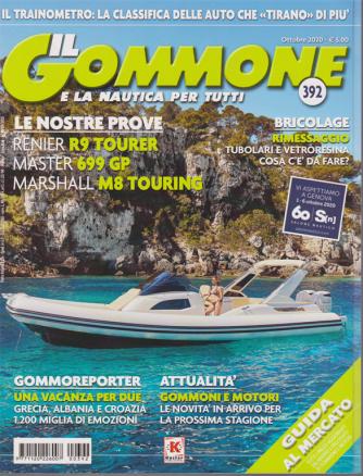 Il Gommone e la nautica per tutti - n. 392 - ottobre 2020 - mensile
