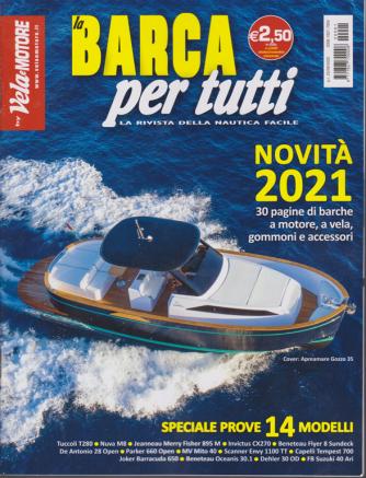 La barca per tutti - n. 1 - ottobre - novembre 2020 - trimestrale