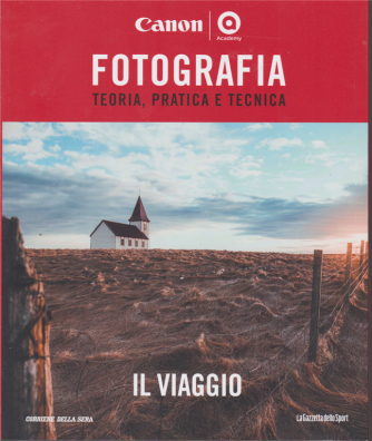 Master Fotografia - Il Viaggio - n. 27 - settimanale -