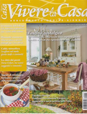 Vivere La Casa - Ottobre - Novembre 2020 - bimestrale - n. 5 -
