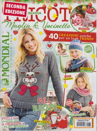 La Cruna Uncinetto - Maglia & Uncinetto - n. 89 - bimestrale -