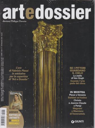 Art e Dossier -+  Raffaello Ritratti - n. 380 - ottobre - mensile - 2 riviste