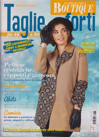 Gli Speciali della La mia boutique - Taglie forti stile italiano - da 46 a 60 - n. 34 - trimestrale - settembre 2020
