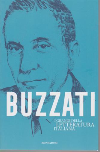 I Grandi della letteratura italiana - Buzzati - n. 23 - settimanale - 29/9/2020