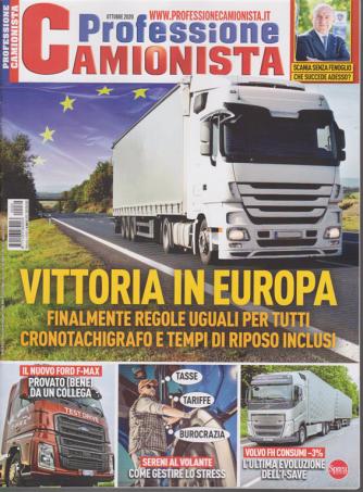 Professione Camionista - n. 262 - ottobre 2020 - mensile