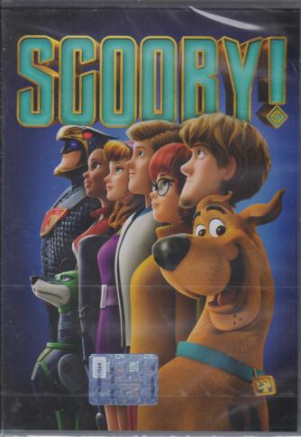 I Dvd di Sorrisi 3 - Scooby! - n. 8 - settimanale - ottobre 2020