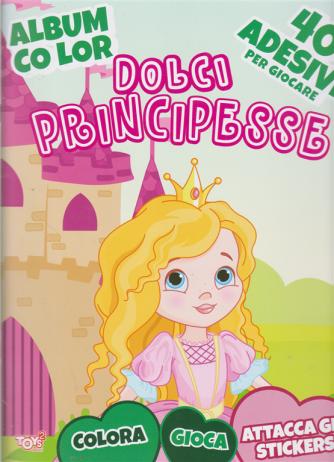 Toys2 Presenta - Album color Dolci principesse - n. 65 - bimestrale - 24 settembre 2020