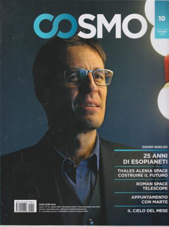 Cosmo - n. 10 - ottobre 2020 - mensile