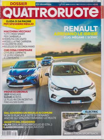 Quattroruote + - Youngtimer - n. 782 - ottobre 2020 - mensile - 2 riviste