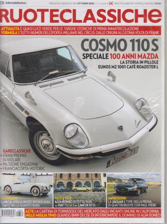 Ruoteclassiche + Motoclassiche - n. 382 - mensile - ottobre 2020  - 2 riviste