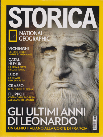 Storica - National Geographic - n. 123 - maggio 2019 - mensile
