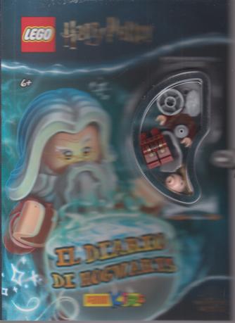 Panini Magic - Lego Harry Potter - Il diario di Hogwarts - 1à ottobre 2020 - bimestrale - n. 19