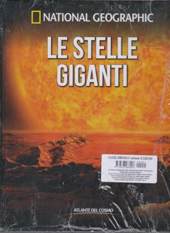 National Geographic - Le stelle giganti - n. 51 - settimanale - 2/10/2020 - copertina rigida