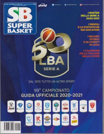 Superbasket - Lba 2020-2021 Guida ufficiale - n. 2 - settembre - ottobre 2020 - bimestrale