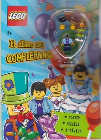 Extra Time - Il Libro Del Compleanno - Lego - n. 17 - trimestrale - 18 aprile 2019 -