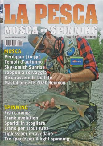 La Pesca Mosca e Spinning - n. 19 - ottobre - novembre 2020 -