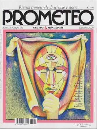 Prometeo - n. 151 - settembre 2020 - trimestrale