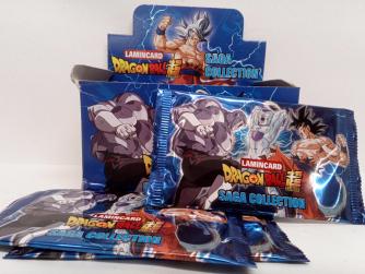 Bustina Lamincard Dragonball Super Saga by Diramix