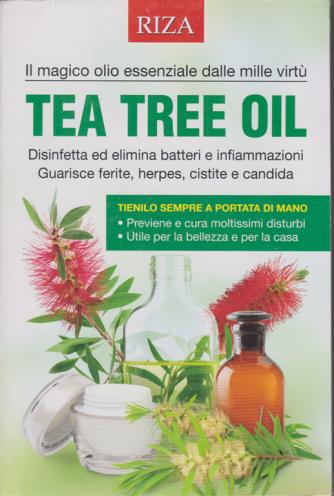 Riza Antiage - Tea tree oil - n. 30 - ottobre 2020 -