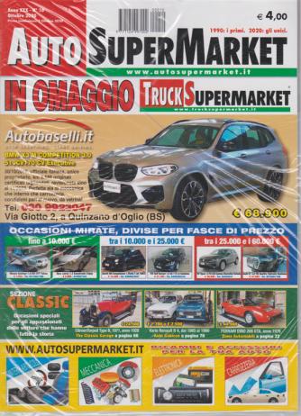 Auto Super Market -+ in omaggio Truck Supermarket - n. 10 - ottobre 2020 - 2 riviste