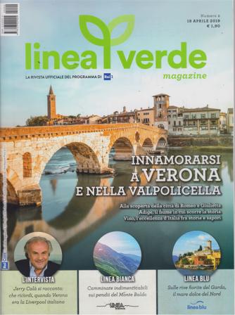 Linea Verde  magazine - n. 2 - 18 aprile 2019 - quattordicinale