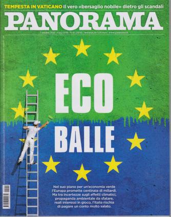 Panorama - n. 41 - 7 ottobre 2020 - settimanale