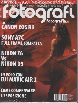 Tutti Fotografi + Progresso fotografico - n. 10 - ottobre 2020 - mensile  - 2 riviste