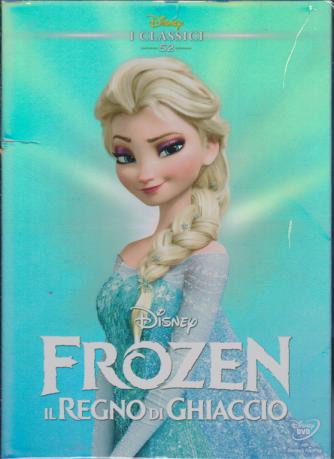 I Dvd di Sorrisi - Frozen - Il Regno di ghiaccio - n. 19 - 6 ottobre 2020 -