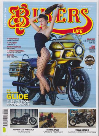 Bikers Life - n. 10 - ottobre 2020 - mensile