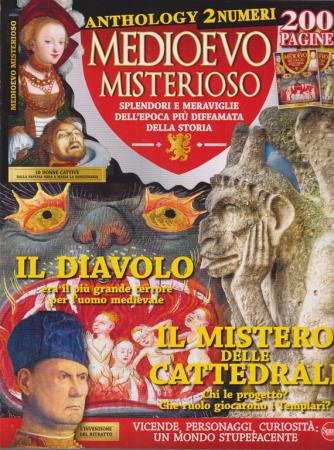 Medioevo Misterioso Anthology - 2 numeri - n. 6 - ottobre - novembre 2020 - bimestrale - 200 pagine