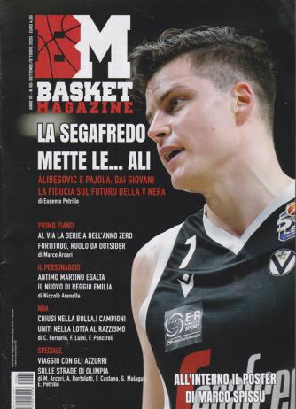 Basket Magazine*- n. 65 - settembre - ottobre 2020 -