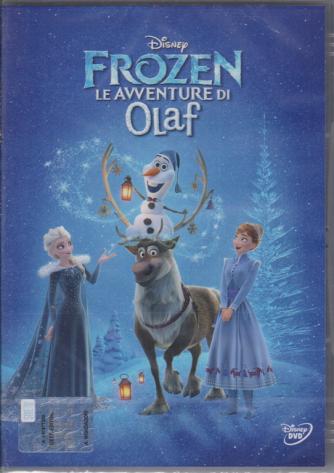 I Dvd di Sorrisi - n. 20 - Frozen. Le avventure di Olaf . settimanale - 6 ottobre 2020