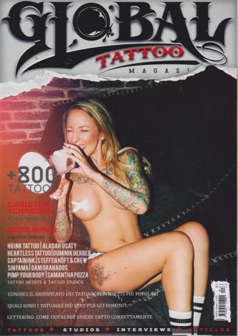 Global Tattoo Magazine - n. 20 - 6/4/2019 -