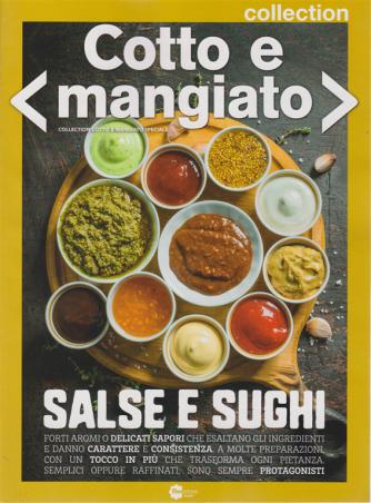 Cotto e mangiato Speciale - n. 15 -Salse e sughi -  bimestrale - 6 ottobre 2020