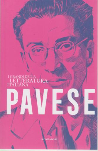 I grandi della letteratura italiana - Pavese - n. 24 - settimanale - 6/10/2020