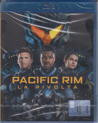 I Blu Ray di Sorrisi - Pacific Rim - La rivolta - n. 12 - settimanale - 6/10/2020 -