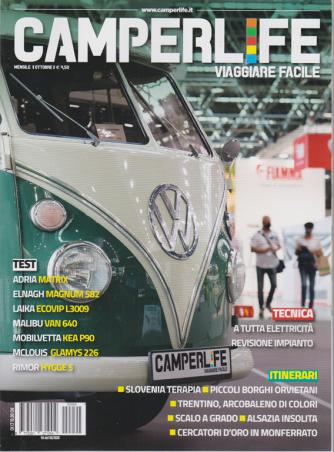 Camperlife - n. 94 - mensile - ottobre 2020