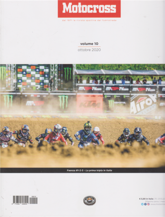 Motocross - n. 10 - mensile - ottobre 2020