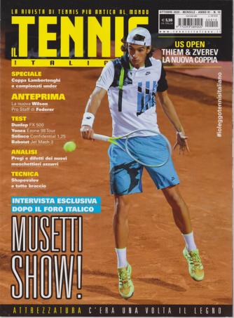 Il Tennis Italiano - n. 10 - ottobre 2020 - mensile