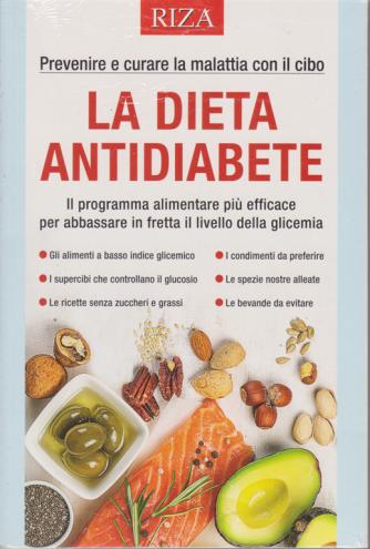Le ricette perdipeso - La dieta antidiabete - n. 108 - ottobre 2020 -