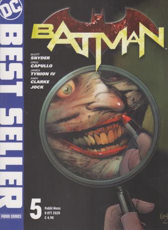 Dc Best Seller - Batman - n. 5 - mensile - 8 ottobre 2020 -