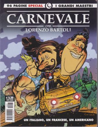 Cosmo Serie Gialla  n. 97 - Carnevale - con Lorenzo Bartoli - Un italiano, un francese, un americano - mensile - 7 ottobre 2020