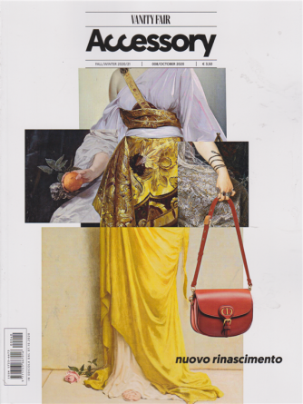 Suppl.Vanity Fair - Accessory - n. 40 - 8 ottobre 2020 - Fall/winter 2020/21