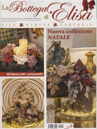 La Bottega di Elisa - n. 25 - 8 ottobre 2020 - trimestrale