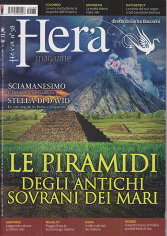 Hera magazine  - n. 38 - mensile - 5 ottobre 2020