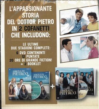 6 DVD L'Isola di Pietro Stagione 3 + stagione 3