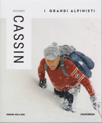 I grandi alpinisti - Riccardo Cassin  - n. 6 - settimanale -