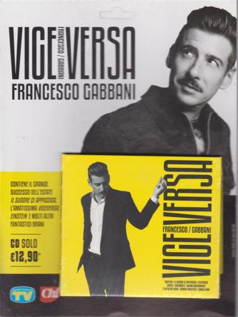 Cd Sorrisi Speciale - n. 10 - VIceversa - Francesco Gabbani - 9/10/2020 -