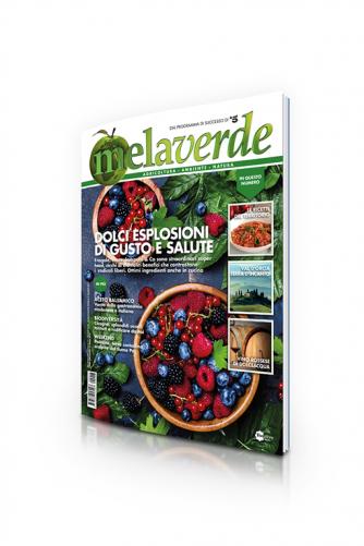 Abbonamento MelaVerde Magazine (cartaceo mensile)